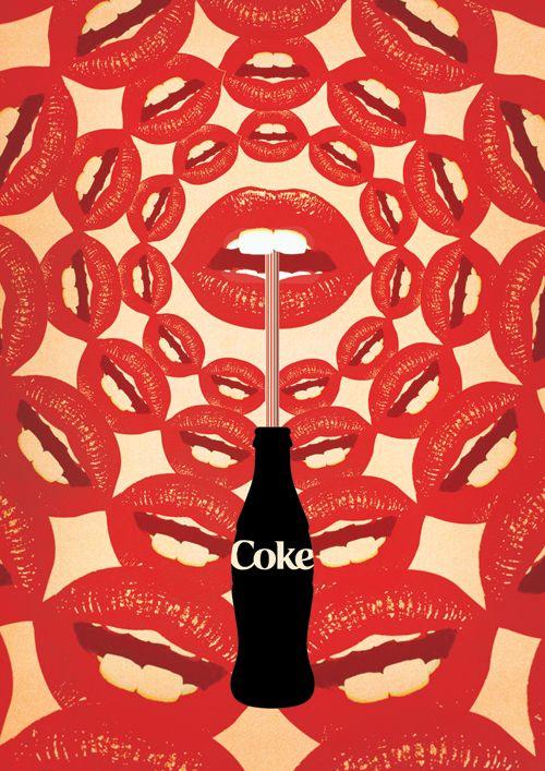 COCA COLA Pop Art posters - INSIDEOUT