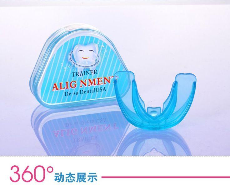 $19.90 (Buy here: https://alitems.com/g/1e8d114494ebda23ff8b16525dc3e8/?i=5&ulp=https%3A%2F%2Fwww.aliexpress.com%2Fitem%2FAdult-teeth-orthodontic-braces-invisible-braces-buck-teeth-straightening-teeth-braces-retainer-at-night-anti-snore%2F32298199252.html ) Adult teeth orthodontic braces invisible braces buck teeth straightening teeth braces retainer at night anti-snore for just $19.90