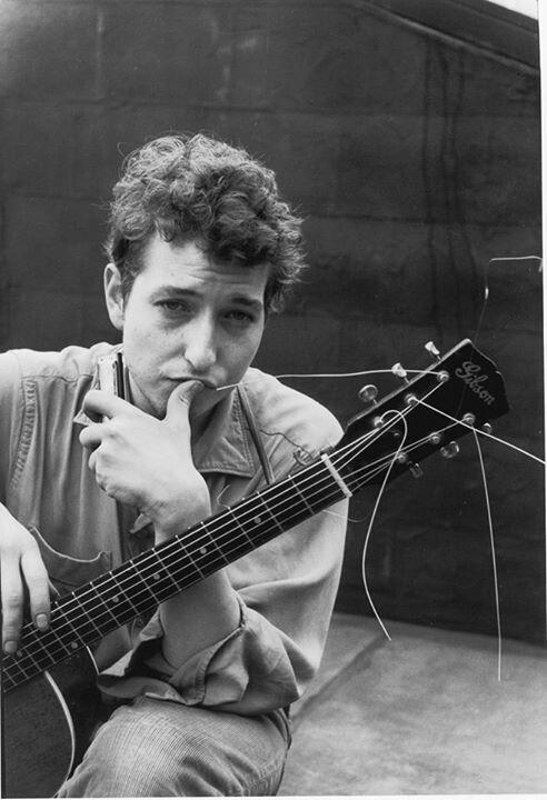 Bob Dylan.  A poet's musician.