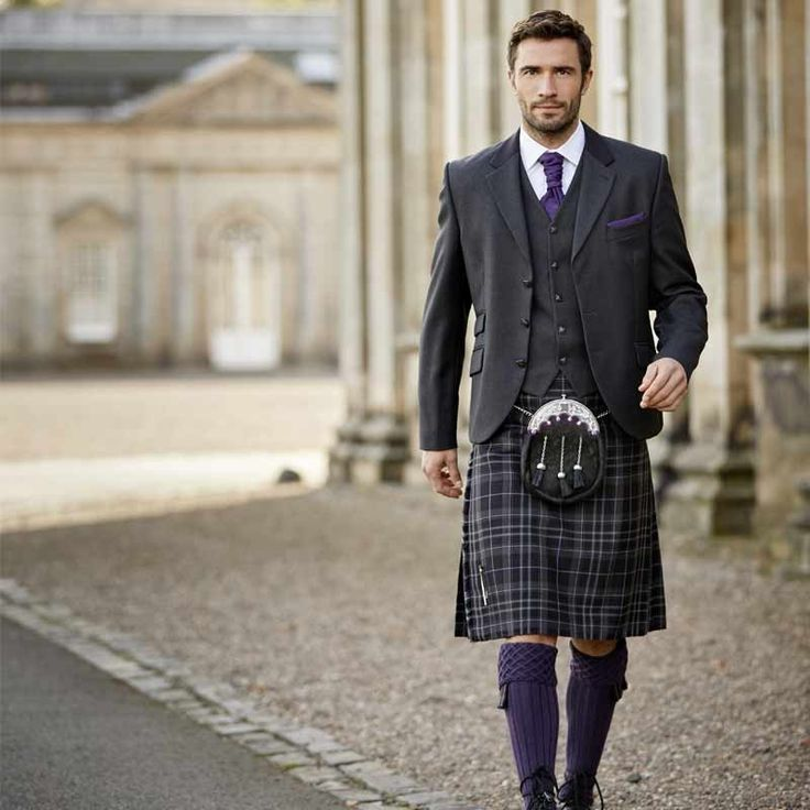 Made to Measure Kilt - Platinum Pride