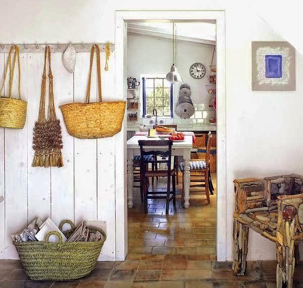 *Hungarian Provence*: Spanyol kékség: egy rusztikus mediterrán házikó