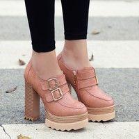 Gender: Women Item Type: Pumps Shoe Width: Medium(B,M) Brand Name: meilusi Process: Adhesive Season: