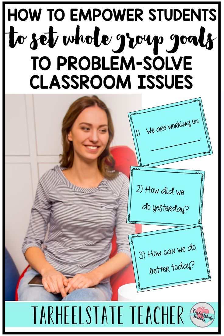 Need a simple but effective strategy for improving classroom behavior? This discussion stem framework that I've implemented in morning meetings is perfect for setting behavior goals with 3rd, 4th, and 5th grade students. Teach them reflection and goal setting to help them identify problems and make plans for improvement. Grab your FREE behavior improvement discussion stems right away! This is my favorite way to empower students to take control of our classroom environment!
