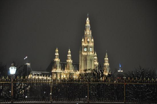 Vienna, Austria: Il municipio