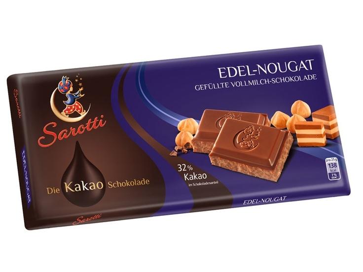 Sarotti Edel-Nougat