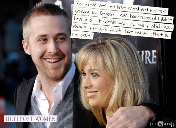 On His Birthday, Ryan Gosling Speaks For Himself