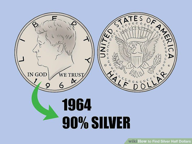 How to Find Silver Half Dollars
