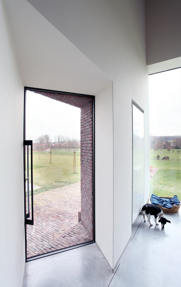 The Rabbit holeWienerberger Brick Award 2012 - Single-Family HouseGaasbeek…