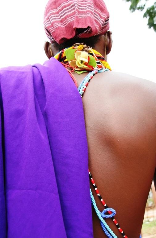 Masai back