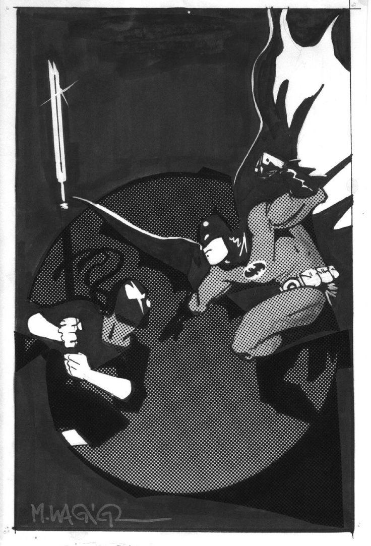 Grendel vs joker villain essay