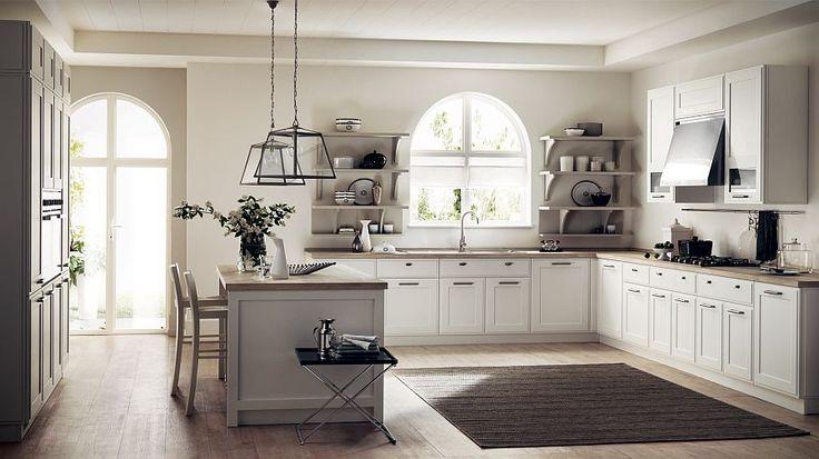 La cucina rispecchia chi la abita...