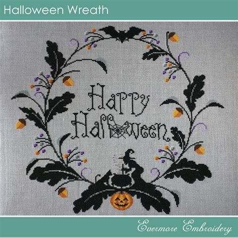 Image result for Halloween Cross Stitch Patterns