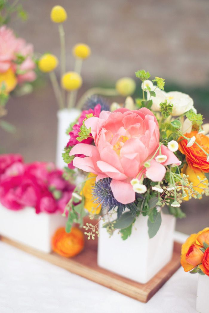 Bring spring into your home with these flower arranging tips on the blog.