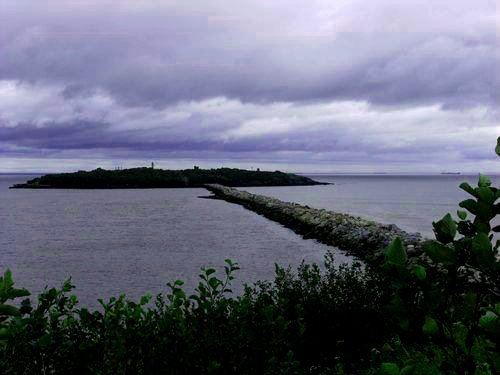 Partridge Island - the site of the first pest house and quarantine station in Canada (1785).  Its first use as a Quarantine Station was not until as early as 1816. largest influx of immigrants in the 1840s during the Great Famine(potato famine). During the famine, some 30,000 immigrants were processed by the island's visiting and resident physicians, with 1196 dying at Partridge Island and the adjacent city of Saint John during the Typhus epidemic of 1847.