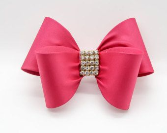 Light Pink Bow Pink Bow Hair Clip Bow Hair Clip Toddler