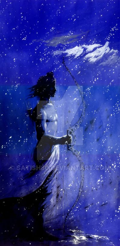 Lord Rama - 4 by satish80 on DeviantArt