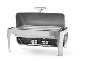 Chafing Dish Rolltop GN 1/1 - Amenajari HoReCa