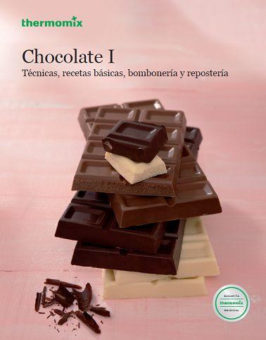 ¡Al rico chocolate!. Nuevos libros de Thermomix http://misslacraftmanualidades.blogspot.com.es