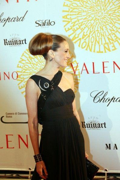 Sarah Jessica Parker Photos - Valentino 45th Anniversary Celebration - Gala Arrivals - Zimbio