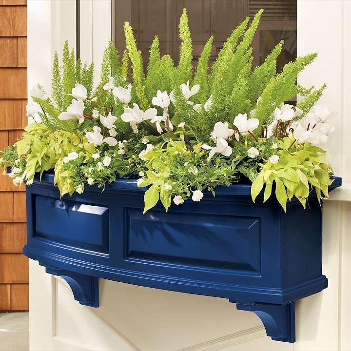 Nantucket Window Planter
