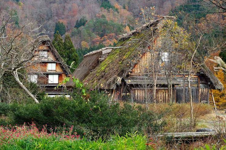 Fairy Tale Villages in Japan...