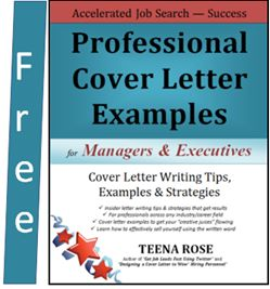 cover letter examples free book with cover letters download - Writing A Professional Cover Letter