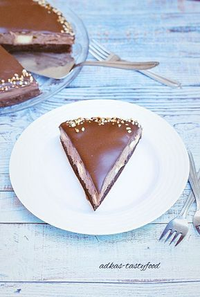 Vynikajúca čokoládová torta bez múky | Urob si sám