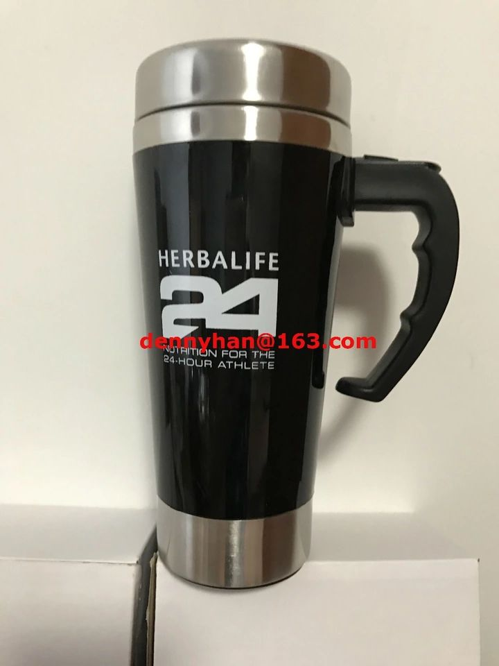 Look What I Found On Aliexpress Brand Herbalife 24 Nutrition Stainless Lazy Self Stirring Mug