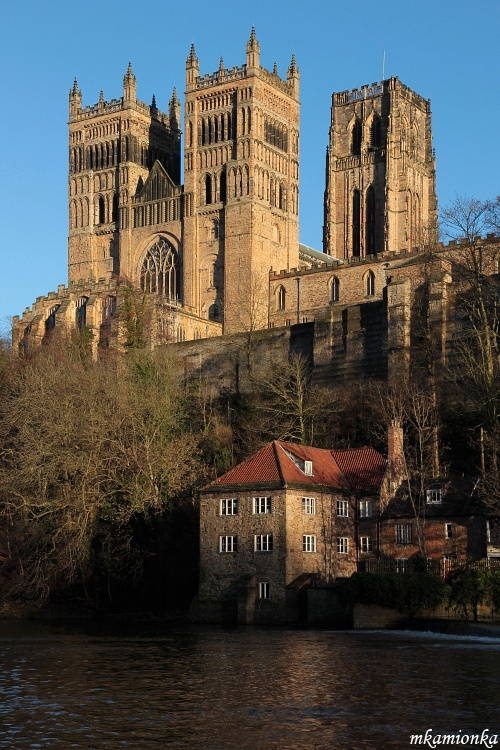 Durham, England.