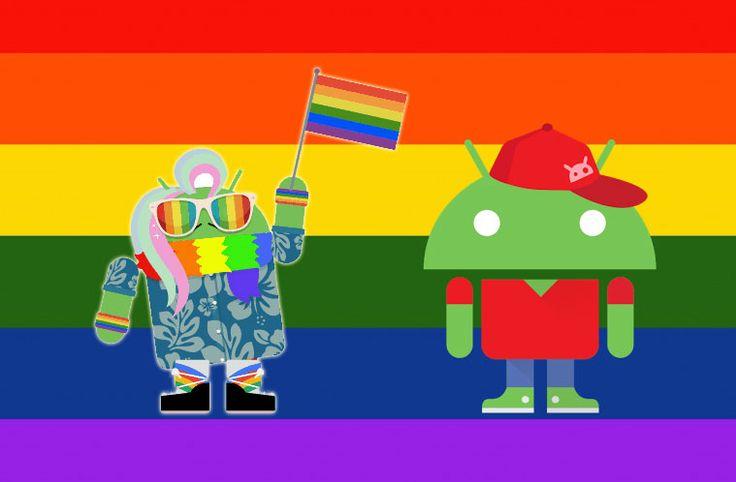 Androidify ve verzi 4.0: nové oblečení a animace ve stylu Parade Pride - http://www.svetandroida.cz/androidify-201506?utm_source=PN&utm_medium=Svet+Androida&utm_campaign=SNAP%2Bfrom%2BSv%C4%9Bt+Androida