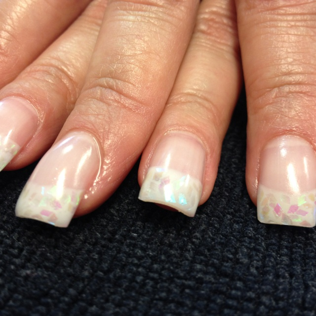 Light concept nail removal wraps