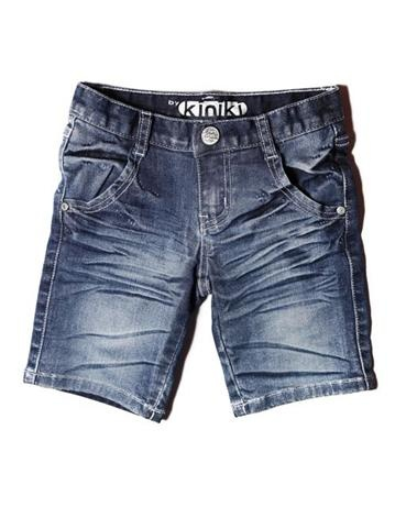 Mini Kiniki Distressed Denim Short    Price: $AU 34.95   Uber cool and oh so funky unisex distressed denim short for your baby style setter!    Feature super comfy waist and zip back pockets.    Uninhibited & unpredictable clothing for babies and kids! For Kiniki co-founder, AFL legend Shane Crawford, it's all about being best on the playground!!  http://www.littlebooteek.com.au/Baby-Boy/83/catlist.aspx