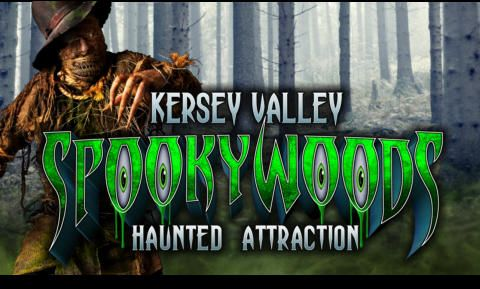 Kersey Valley Spookywoods - Haunted House NC - Escape Games - Night Zipline