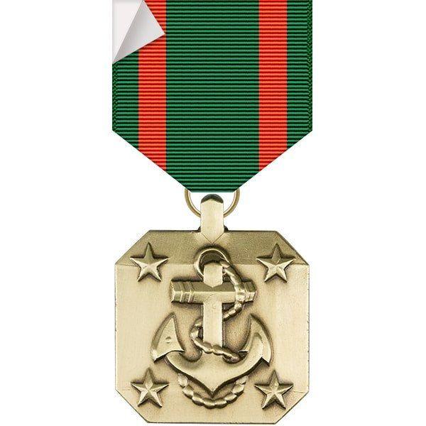 Navy marine corps achievement medal sticker