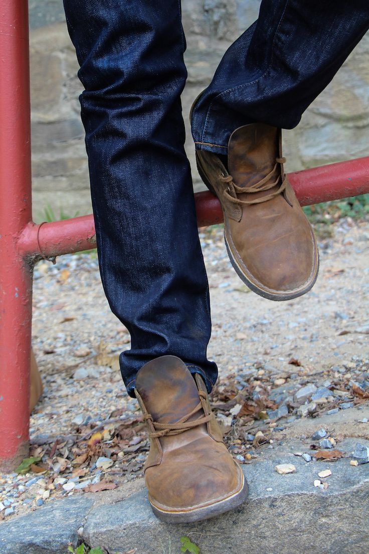 1000 Ideas About Men S Desert Boots On Pinterest Men S