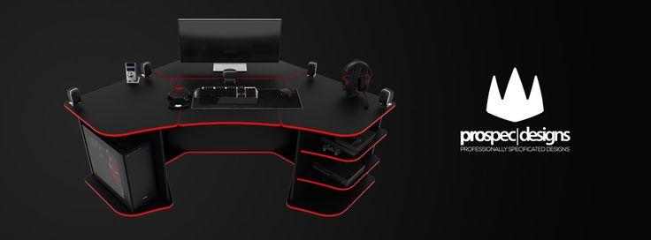 Get the Gaming Desk of your dreams now. Discounts for February. #gamingdesk