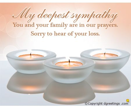 Pin by Carmen Vidal on justt | Condolence messages ...