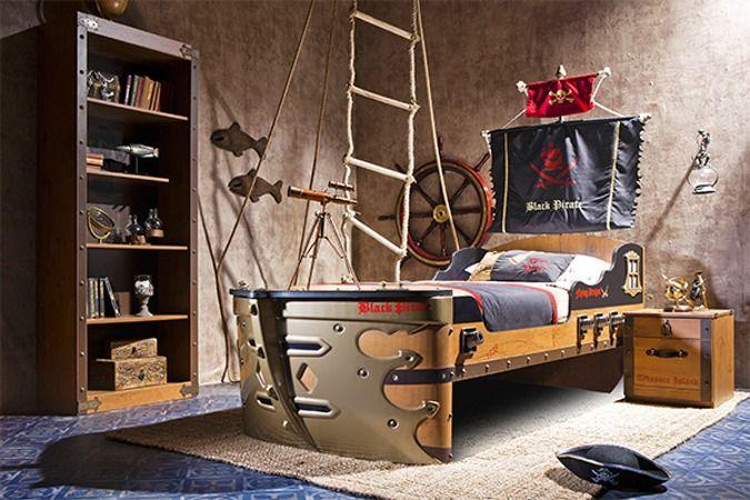 10 интерьеров детских комнат, которые перенесут вас в мир фантазии - Ярмарка…