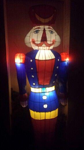 Lanternes de #Metz : Soldat casse-noisette