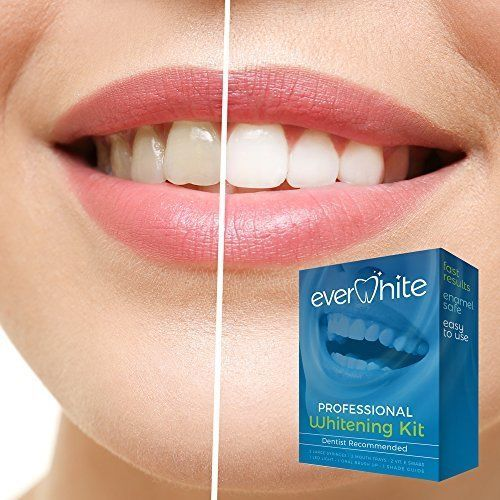 Professional Teeth Whitening Kit 10 pc Make Your Smile Sparkle And Shine #Everwhite