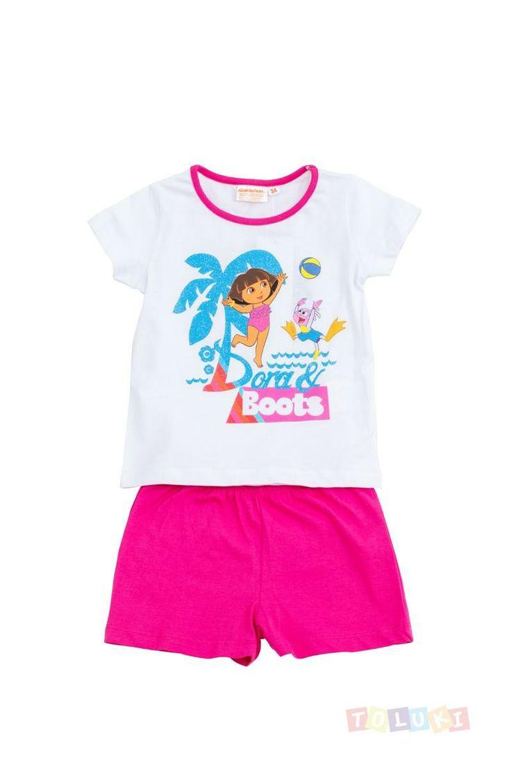 17 best images about pyjama enfant fille on - Dora a la plage ...