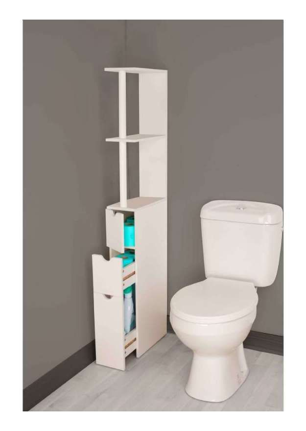 Best meuble wc coulissant salle de bain wc with meuble wc conforama for Meuble wc conforama