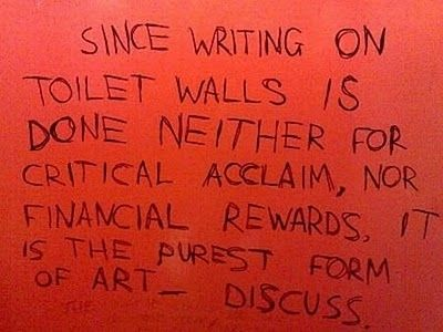 17 Examples Of Middle Class Graffiti