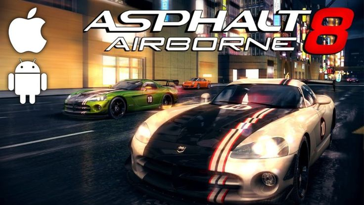 Asphalt 8 Airborne game | full review | Game download - MikiGuru