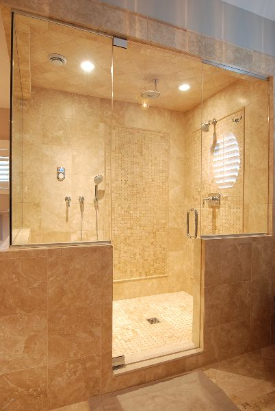 are you considering having a steam shower installed here are some ideas to help get - Custom Shower Design Ideas