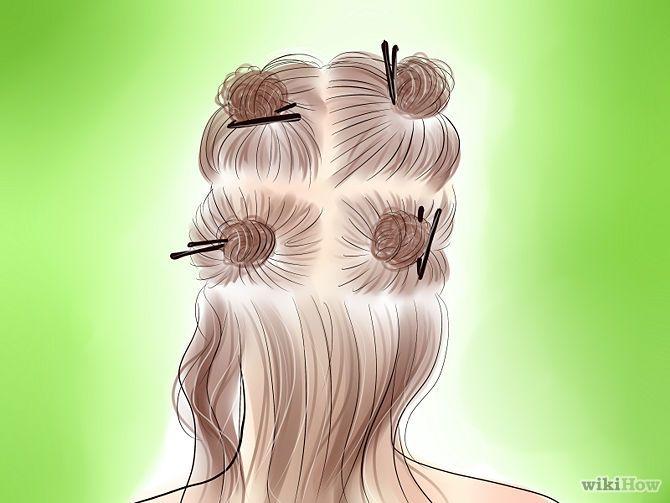 Bleach Dark Brown or Black Hair to Platinum Blonde or White Step 3.jpg