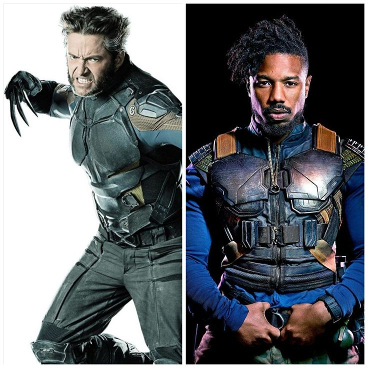 Did anyone else feel like Killmonger's tactical suit looked somewhat similar to Wolverine's or was it just me?