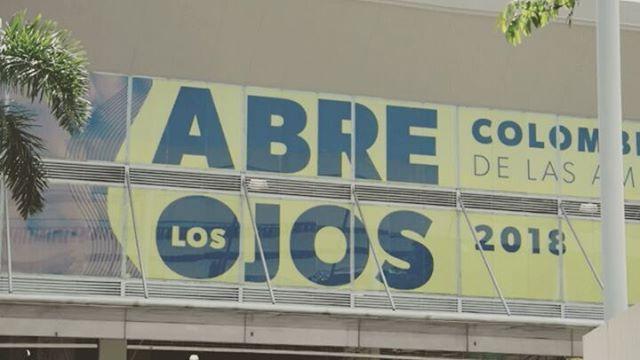 Un vistazo a los detalles en #Colombiatex2018 #abretusojos #moda