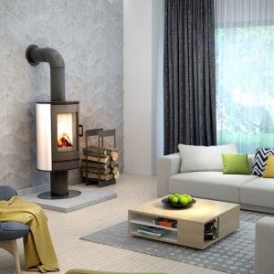 Henley Stove zurich 8 kW - Pedestal  Room heater stoves, stove brands, stoves & fireplaces , traditional  http://www.homeandgardendirect.ie/product/the-zurich-8kw-pedestal/  MCD Home and Garden