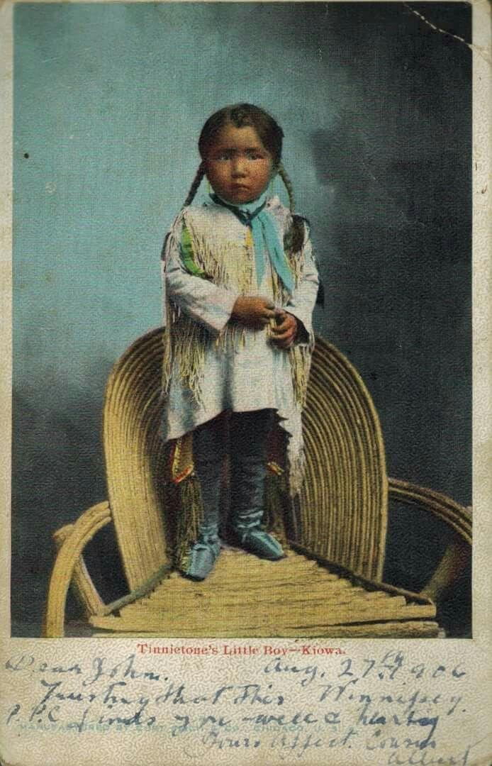 1906...KIOWA...